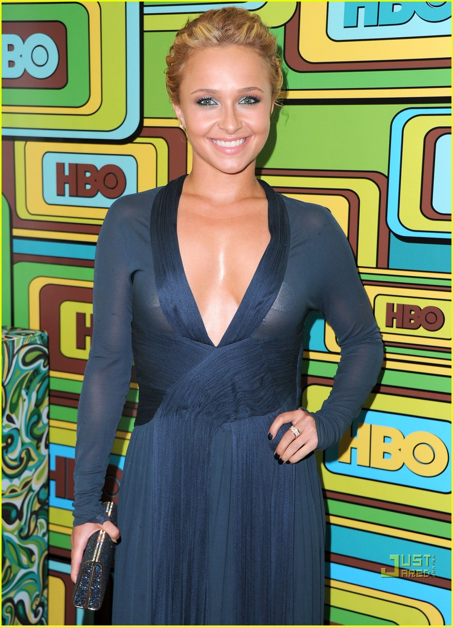 hayden panettiere wladimir klitschko hbo golden globes party 072512403