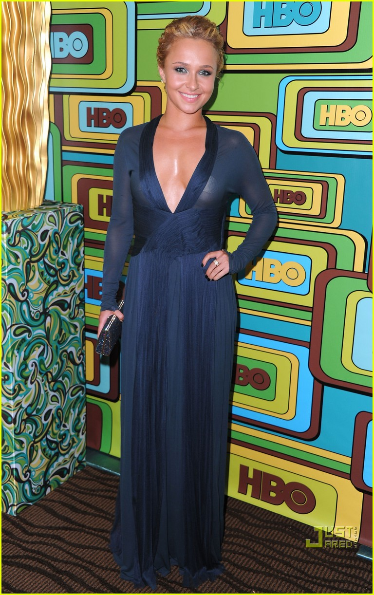 hayden panettiere wladimir klitschko hbo golden globes party 102512406