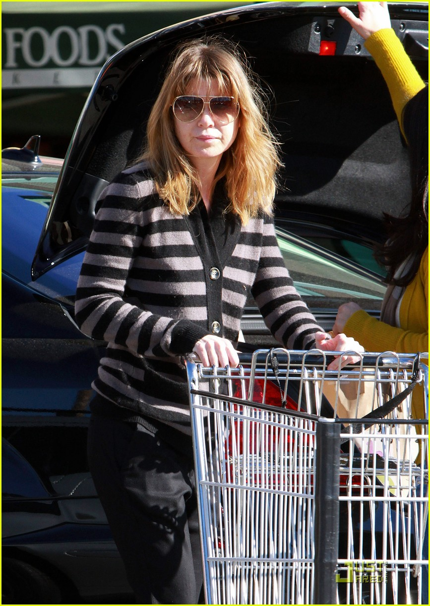 Ellen Pompeo Greys Anatomy Real Time Episode Coming Soon Photo