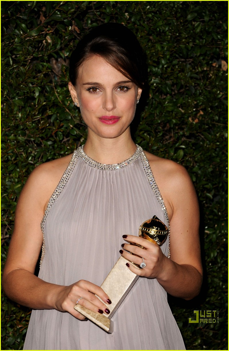 natalie portman fox searchlight golden globes party 06