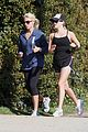 reese witherspoon jog friend church family 09
