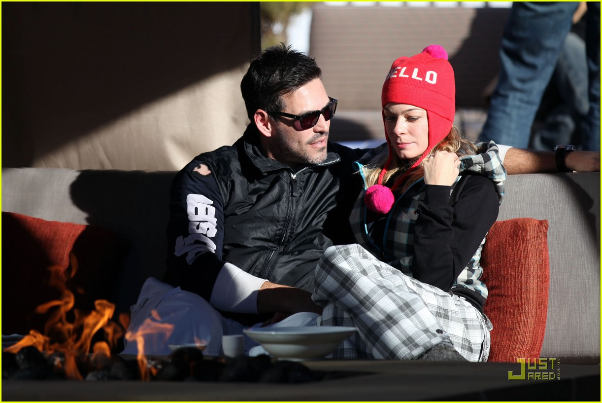 leann rimes eddie cibrian snowboarding 11