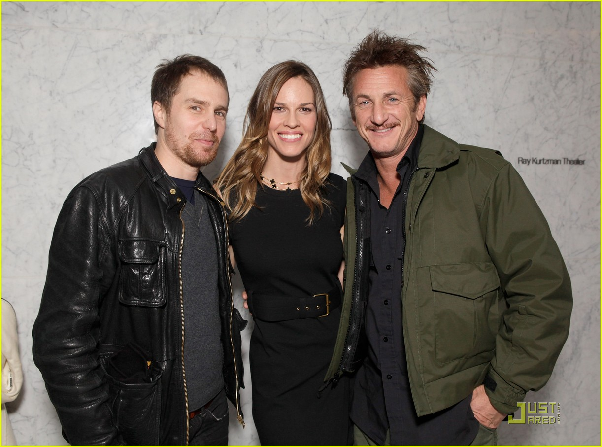 hilary swank sam rockwell sean penn conviction 012508881