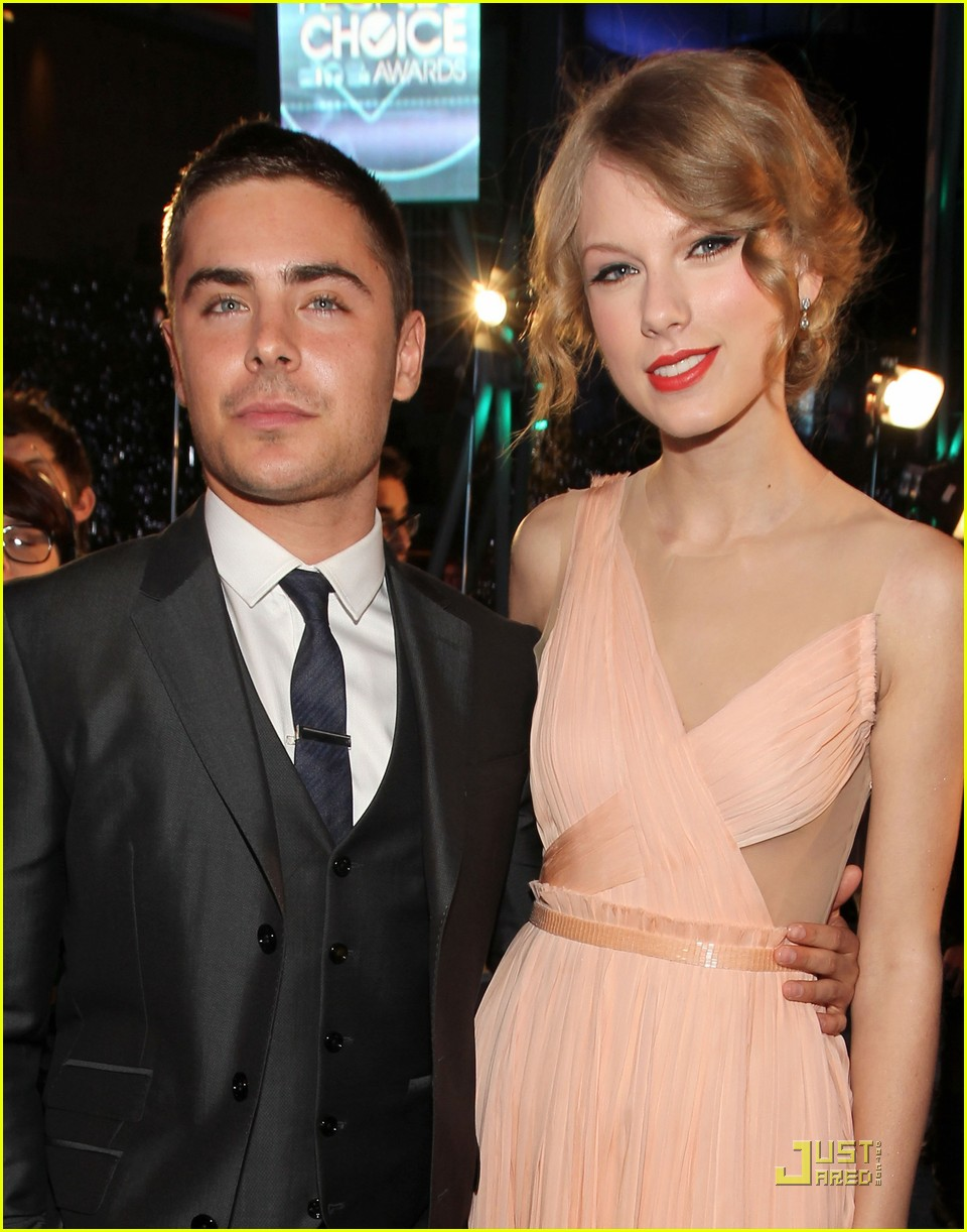 taylor swift zac efron pcas 152508425