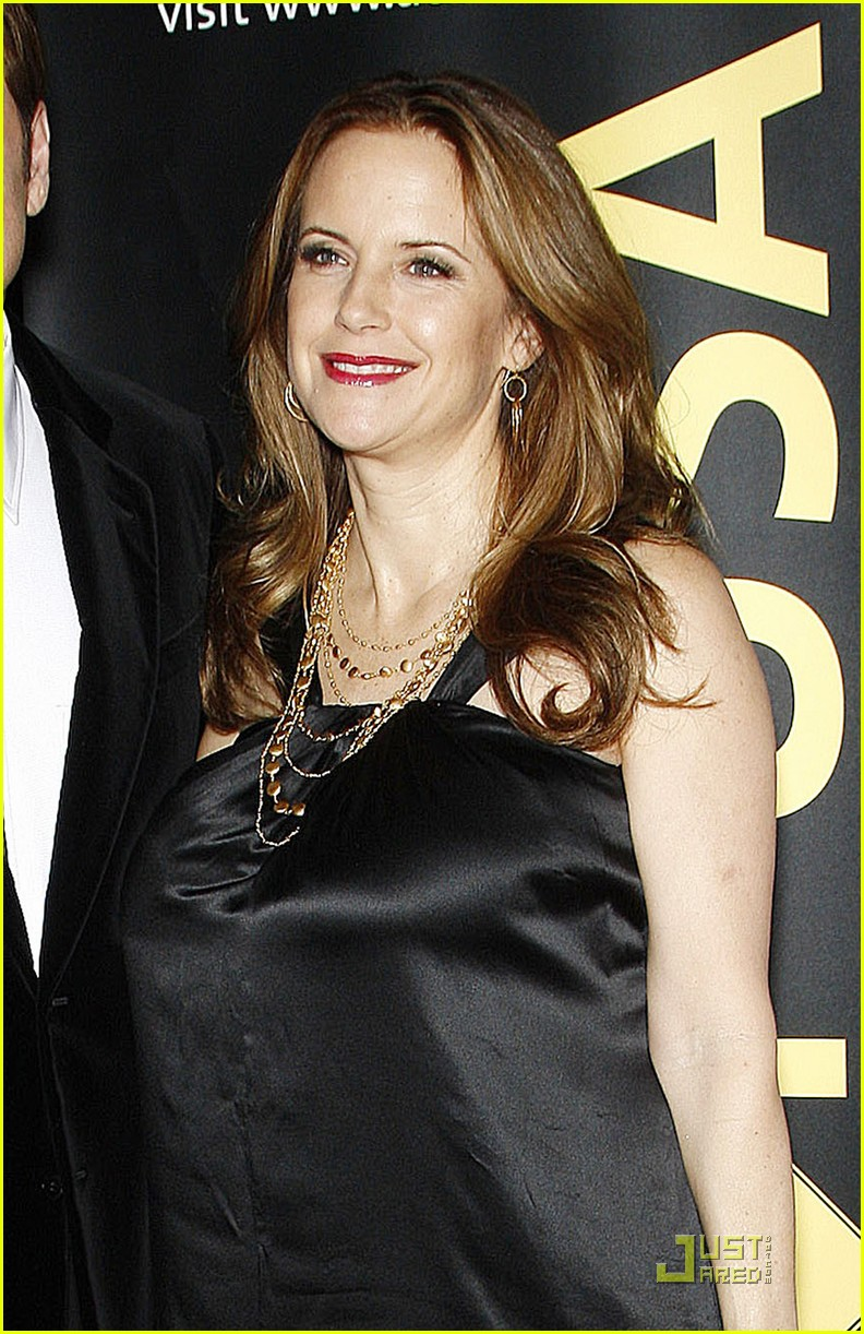 john travolta kelly preston gday gala 02