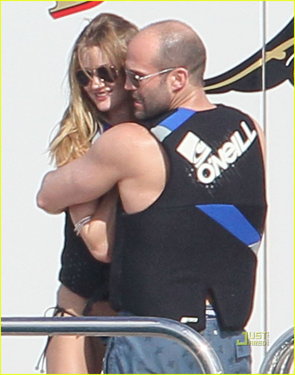 rosie huntington whiteley jason statham jet ski 072507873