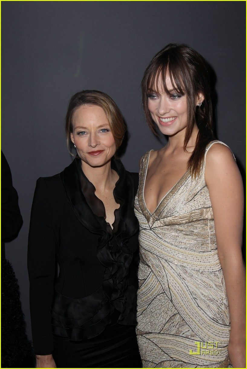 olivia wilde armani prive front row 092514174