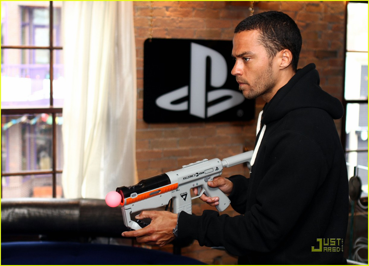 jesse williams playstation sundance 03