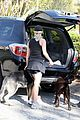 reese witherspoon takes hike with dogs 10