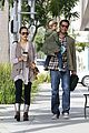 jessica alba cash warren breakfast 01