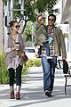 jessica alba cash warren breakfast 13
