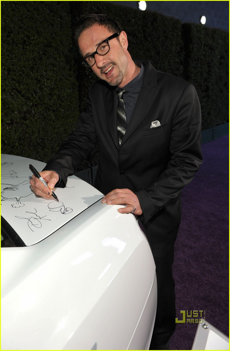 david arquette art auction 04