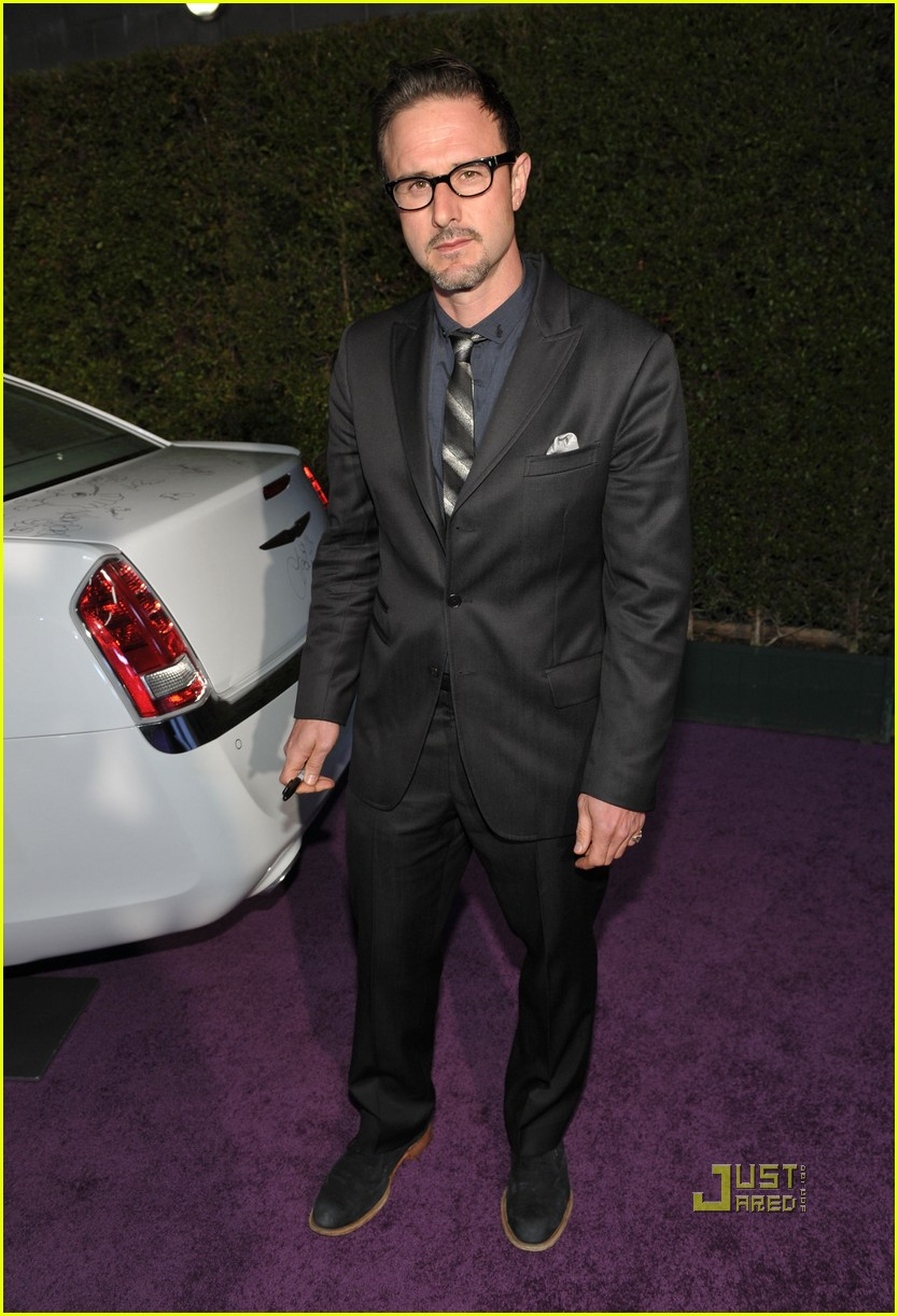 david arquette art auction 05