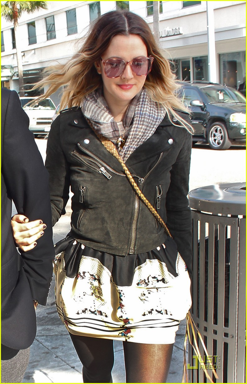drew barrymore will kopelman e baldi lunch 022522512