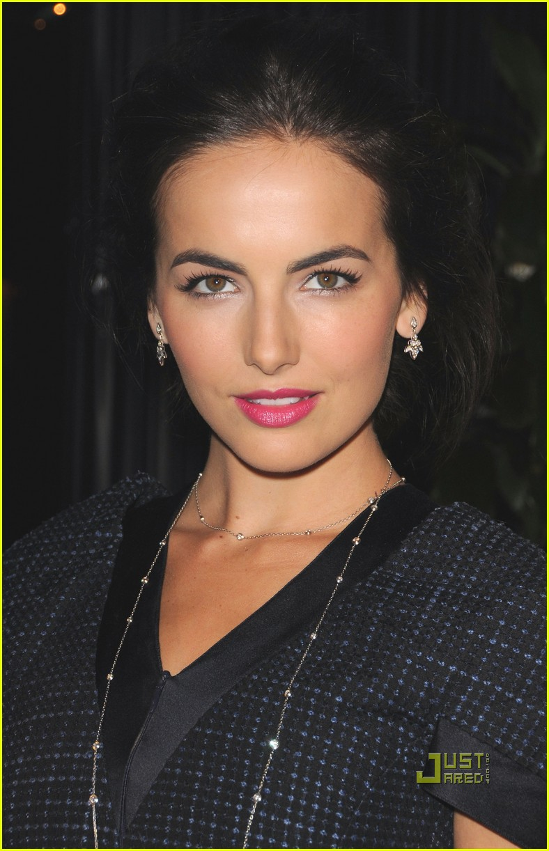 camilla belle chanel charles finch preoscar dinner 062523412