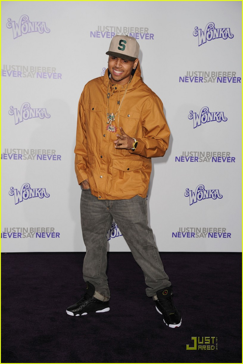 justin bieber never say never premiere 16