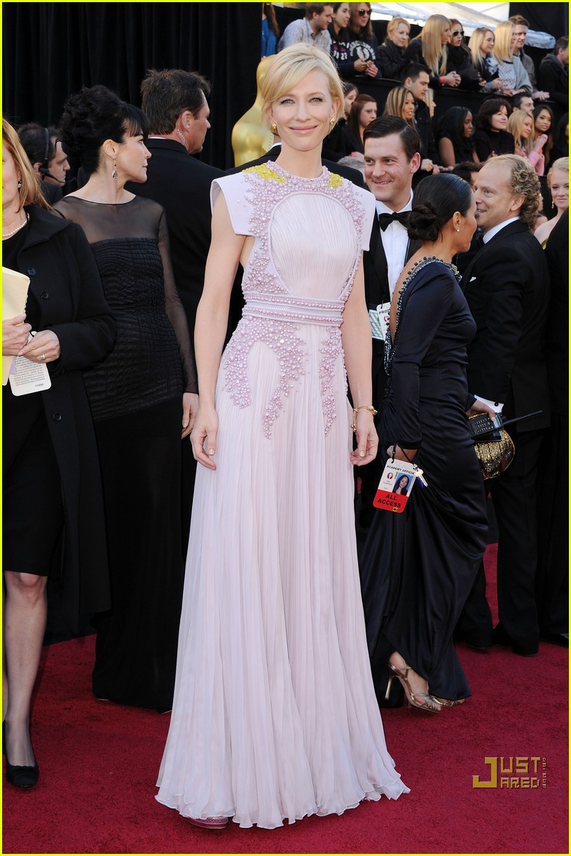 cate blanchett 2011 oscars 09