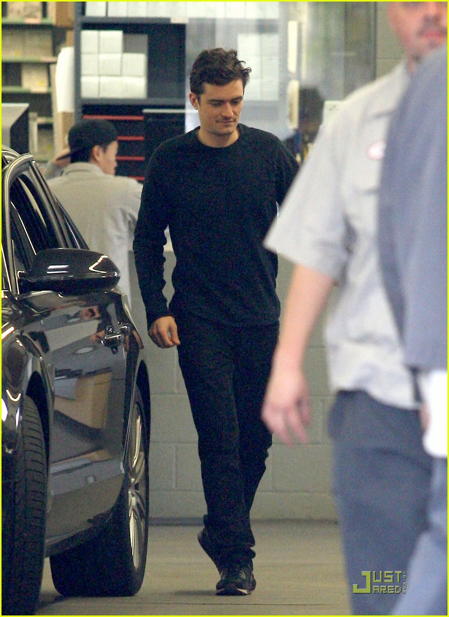 orlando bloom car repair 10