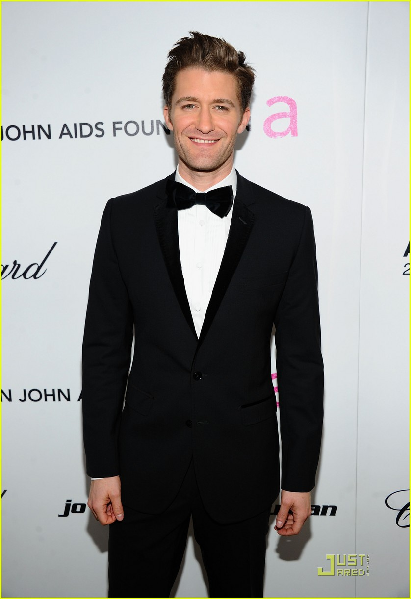 chace crawford matthew morrison oscars 2011 042523852