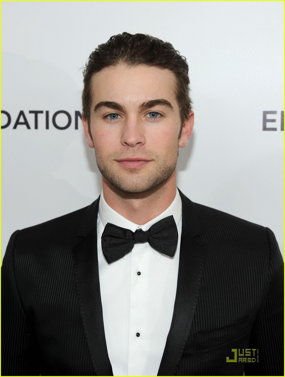 chace crawford matthew morrison oscars 2011 062523854