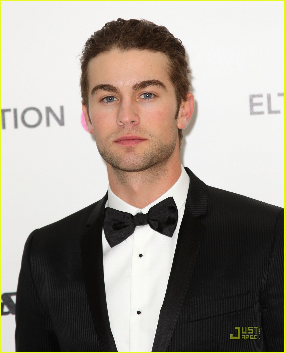 chace crawford matthew morrison oscars 2011 092523857