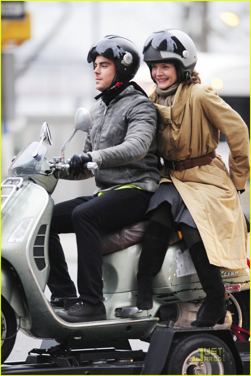 zac efron takes a ride with michelle pfeiffer 012522691