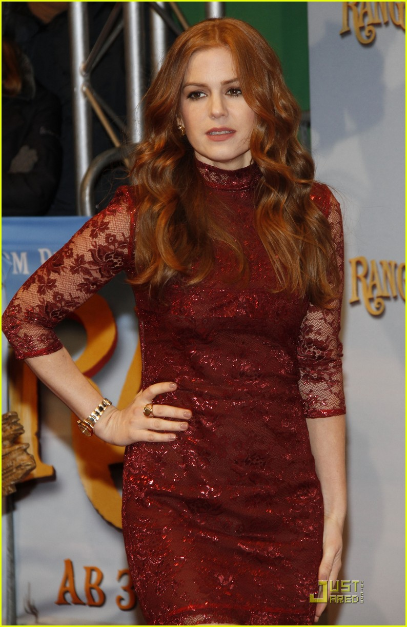 isla fisher rango premiere germany 05