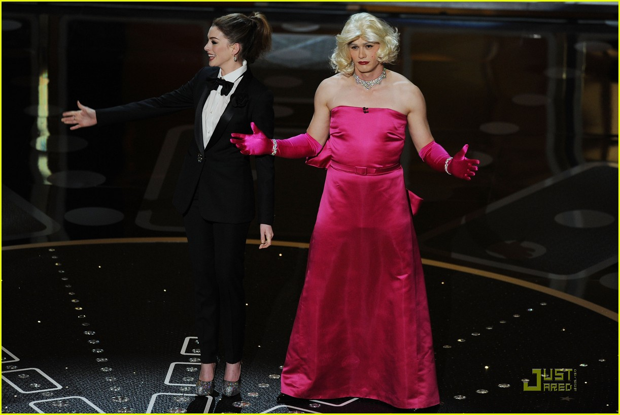 james franco anne hathaway oscar crossdressers 052523790