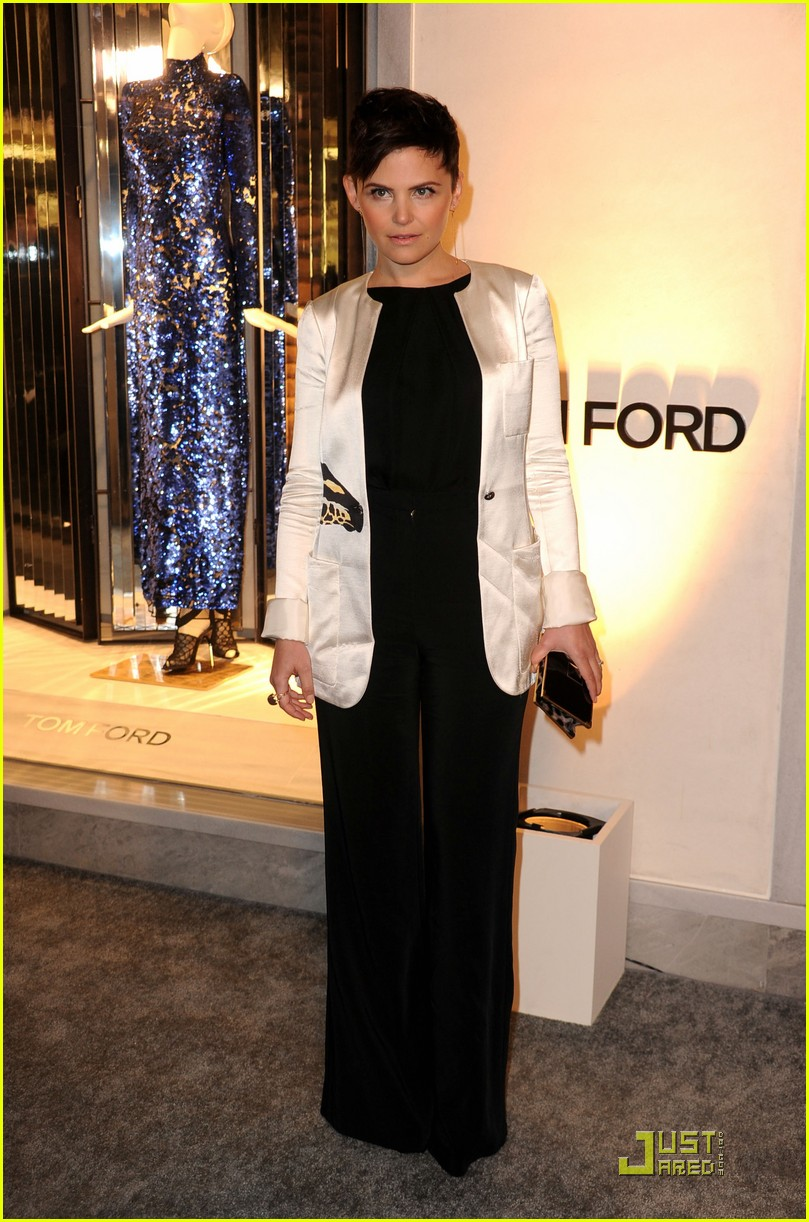 ginnifer goodwin tom ford flagship opening 10