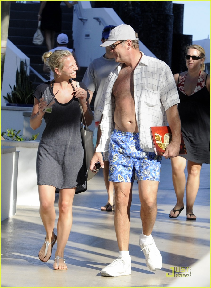 kelsey grammer miami fun with kayte walsh 052521245