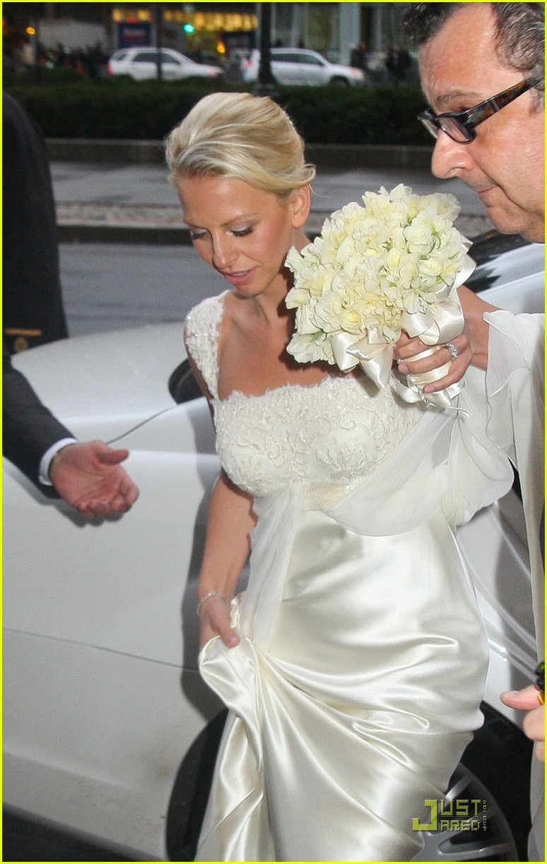 kelsey grammer kayte walsh wedding 03