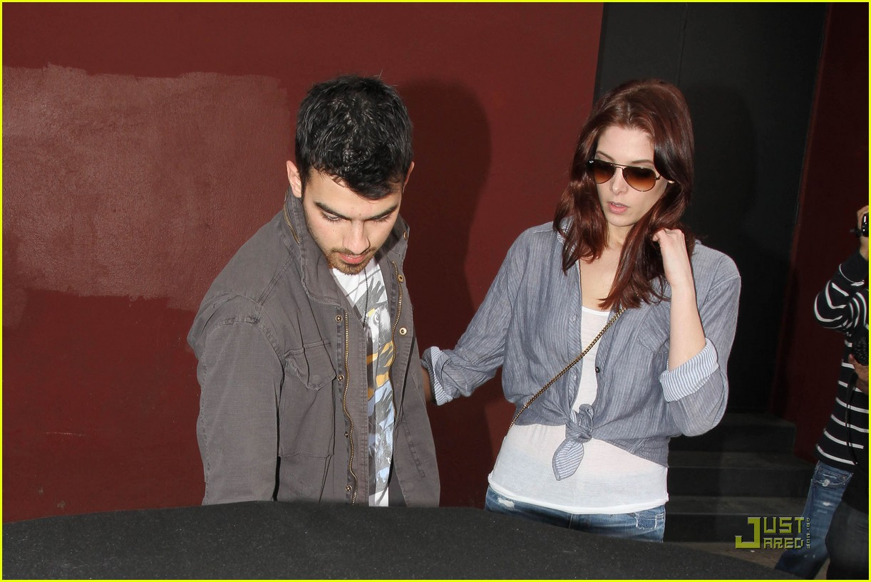 ashley greene joe jonas afternoon lovers 04