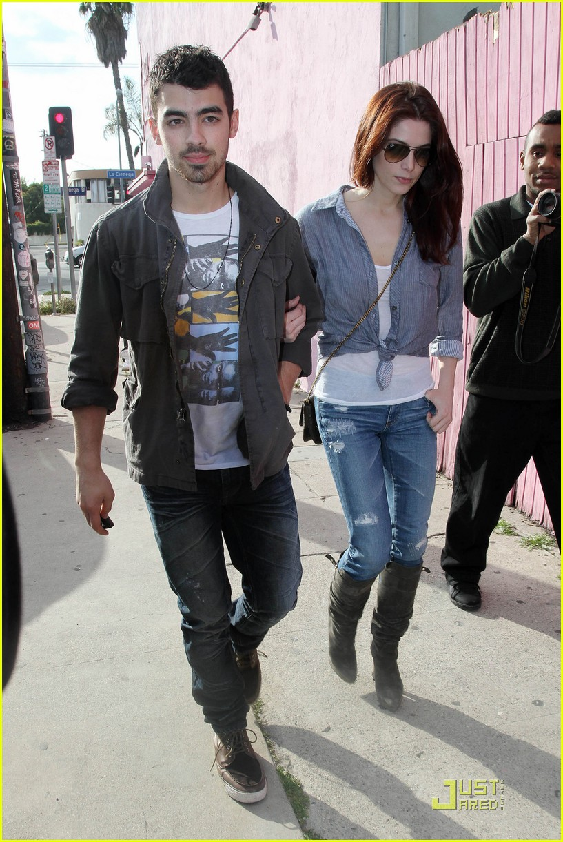 ashley greene joe jonas afternoon lovers 08