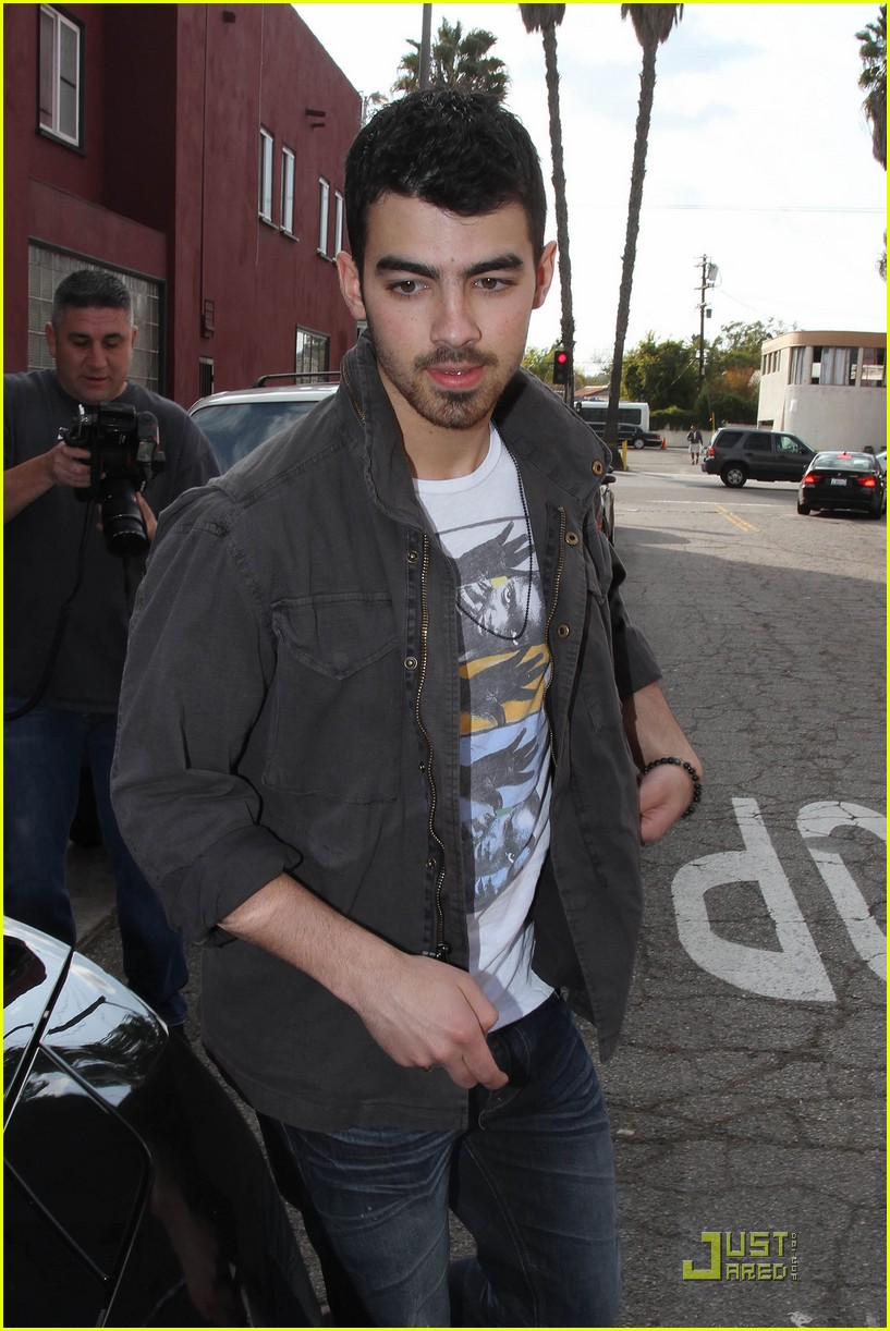 ashley greene joe jonas afternoon lovers 10