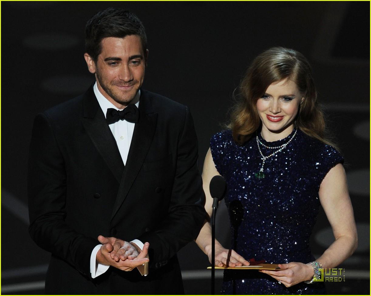 jake gyllenhaal oscars 2011 10