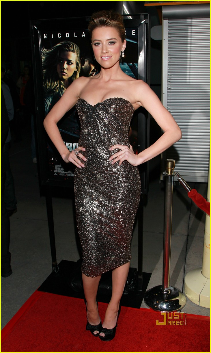 amber heard drive angry 3d screening 082522230