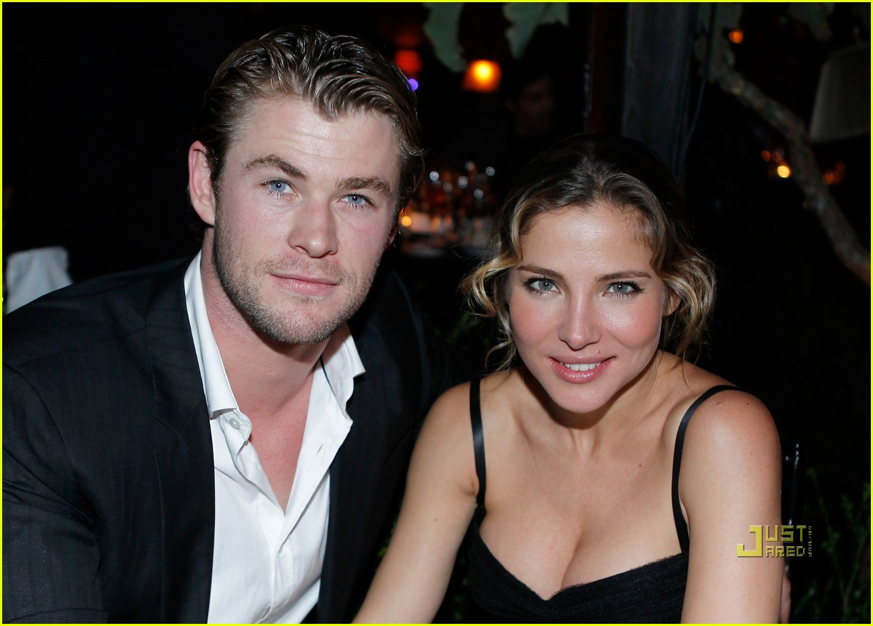chris hemsworth elsa pataky dior dinner 032522592