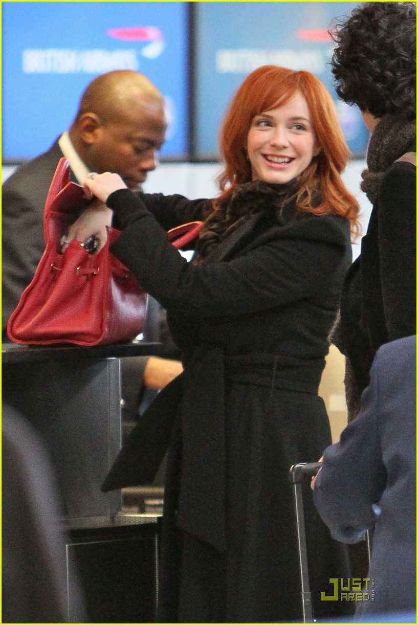 christina hendricks four eyed flight 05