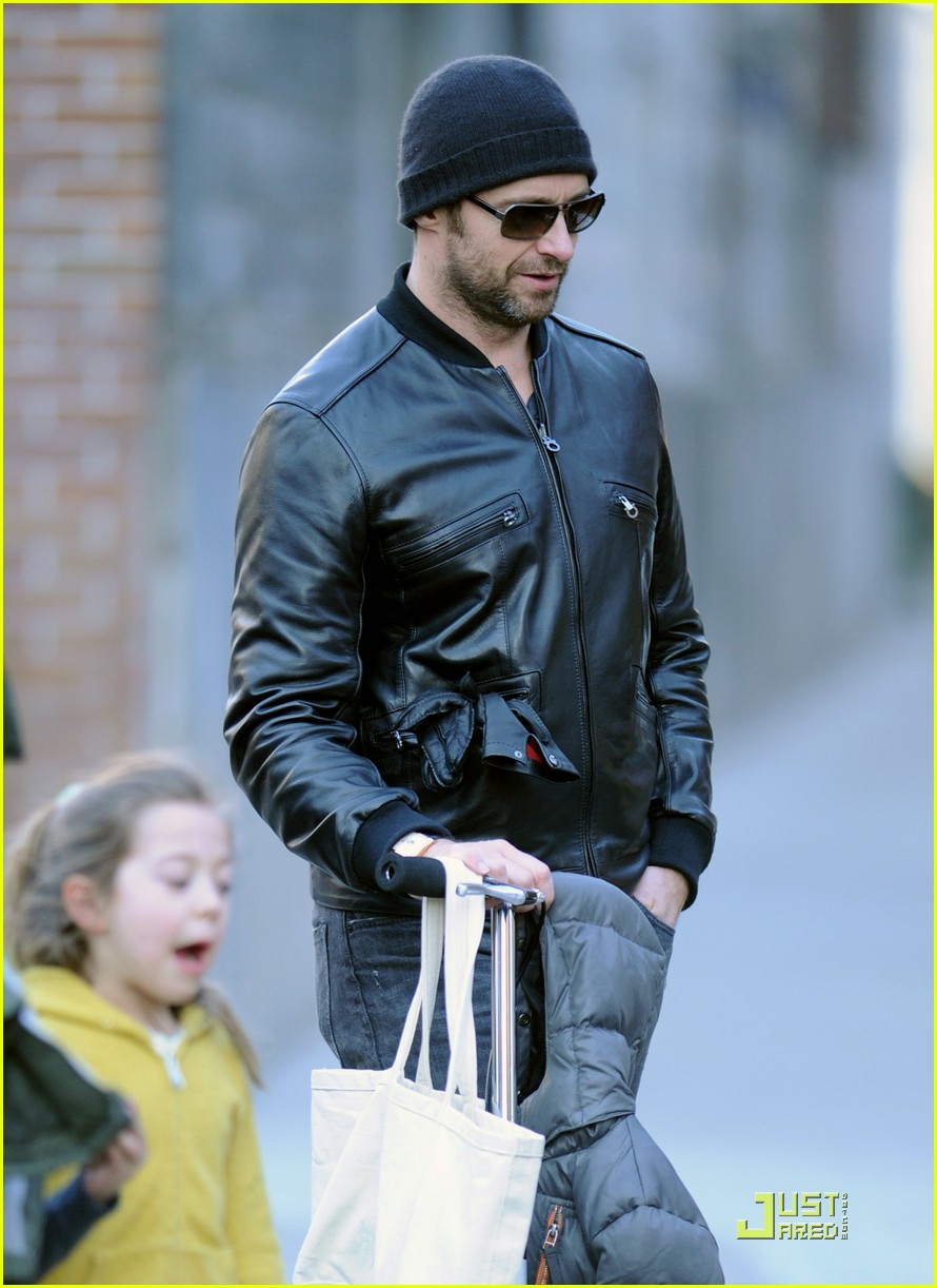 hugh jackman valentines day with ava 12