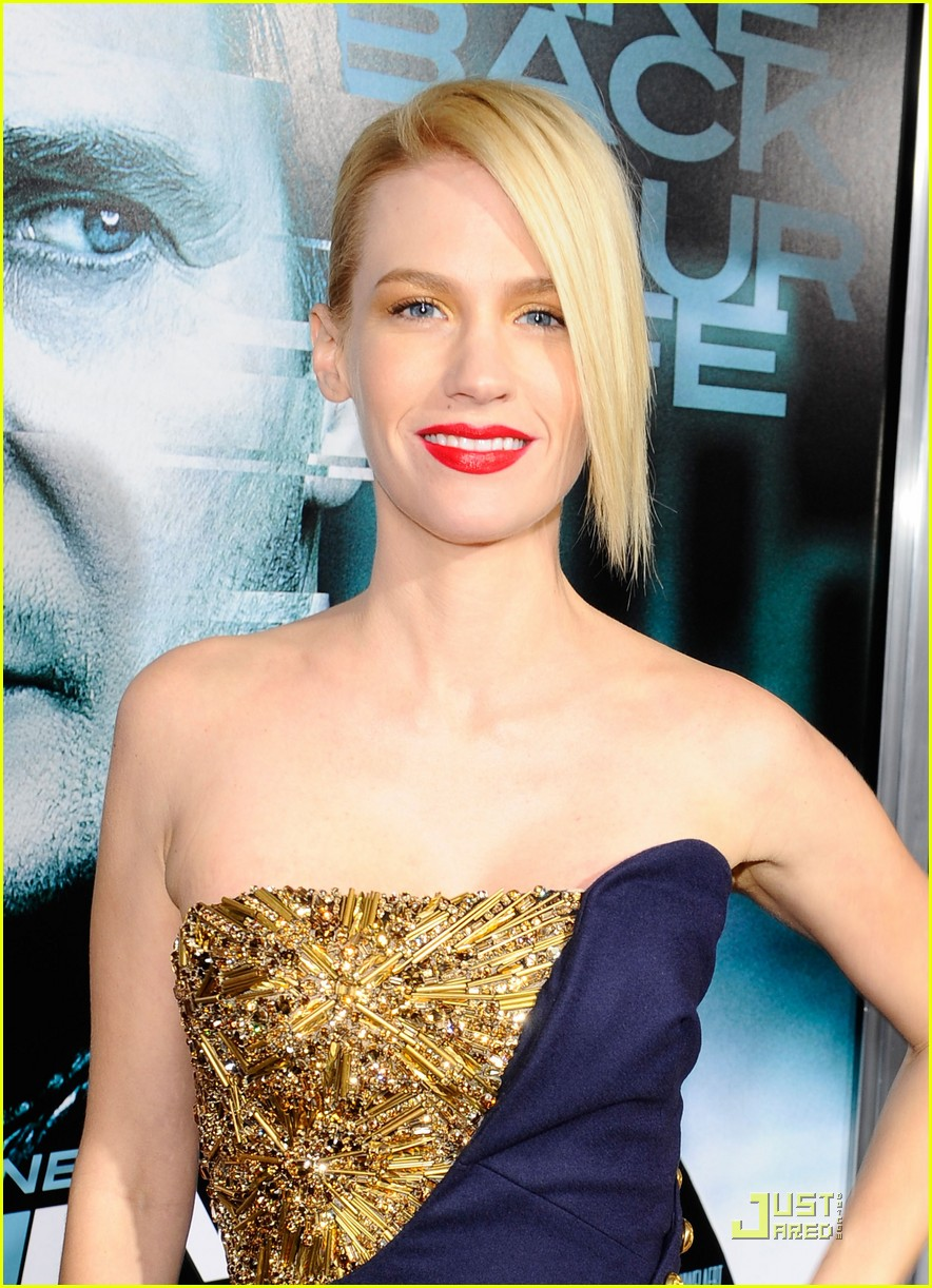 january jones unknown premiere 03