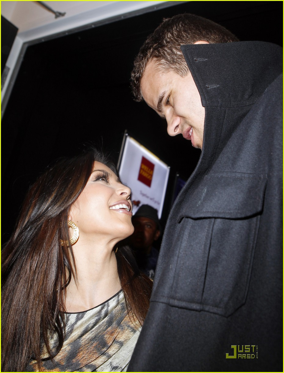 kim kardashian kris humphries all star party 092521159
