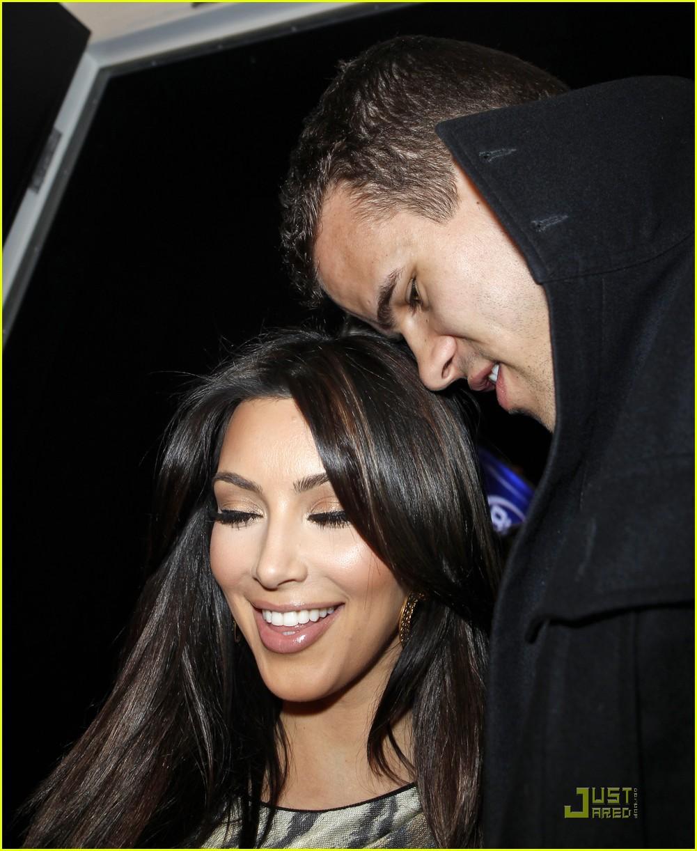 kim kardashian kris humphries all star party 102521160