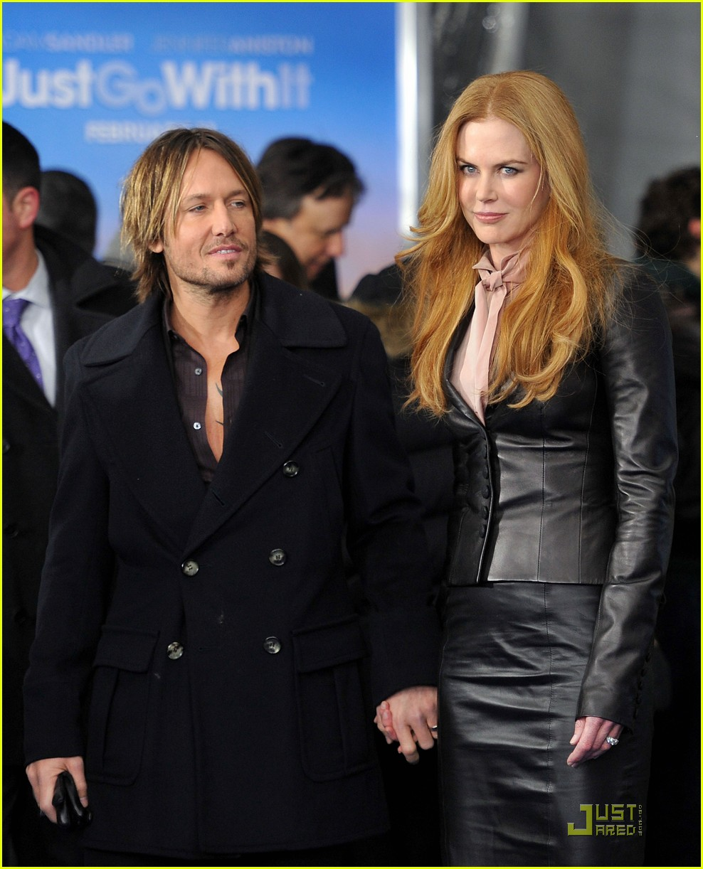 nicole kidman keith urban just go with it premiere 08