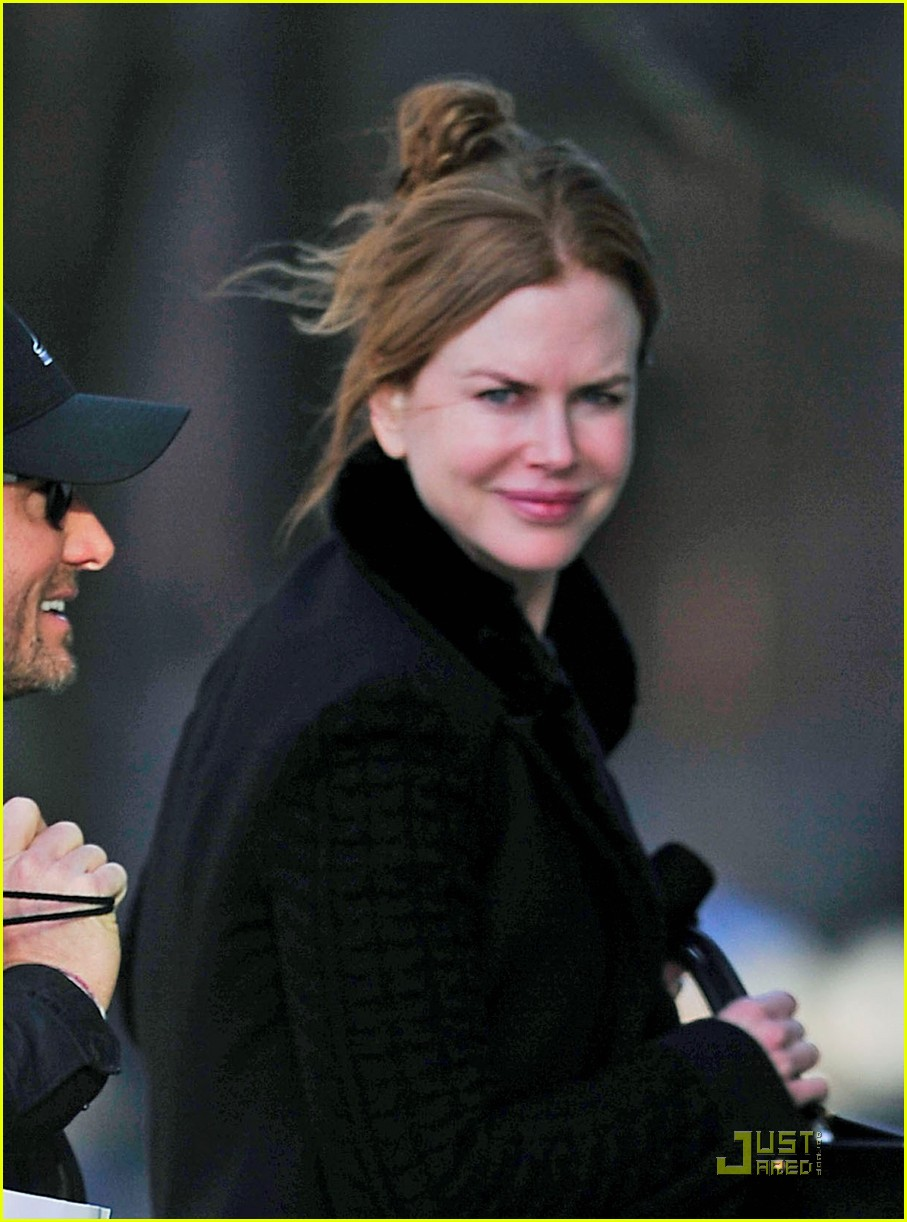 nicole kidman keith urban west village 012517936