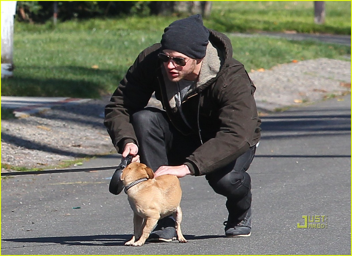kellan lutz dog walking cdgas 15