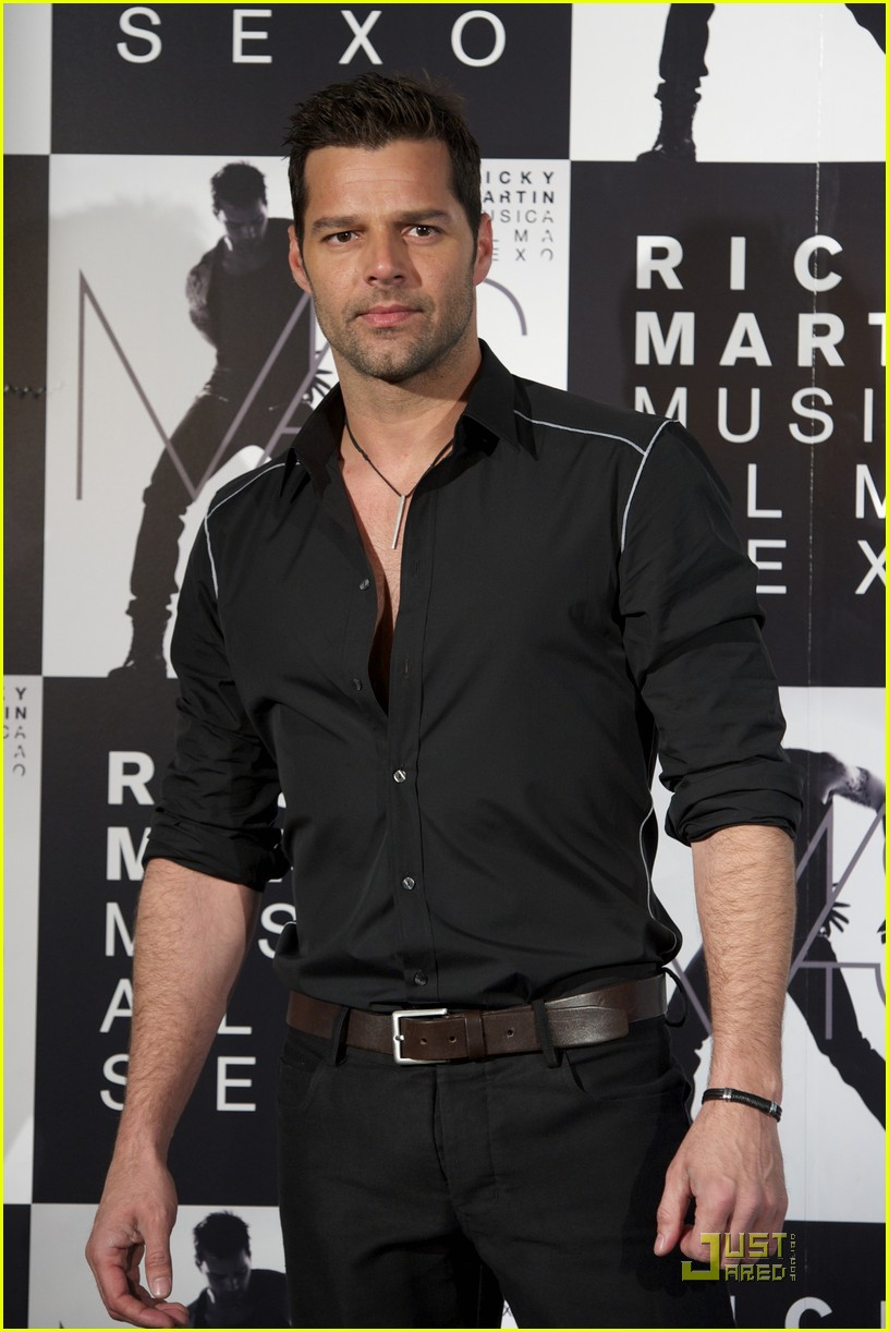 ricky martin mas in madrid 012521638