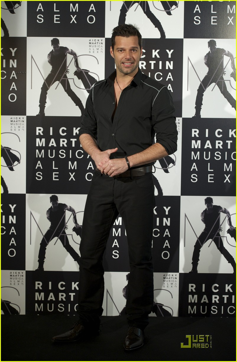 ricky martin mas in madrid 02