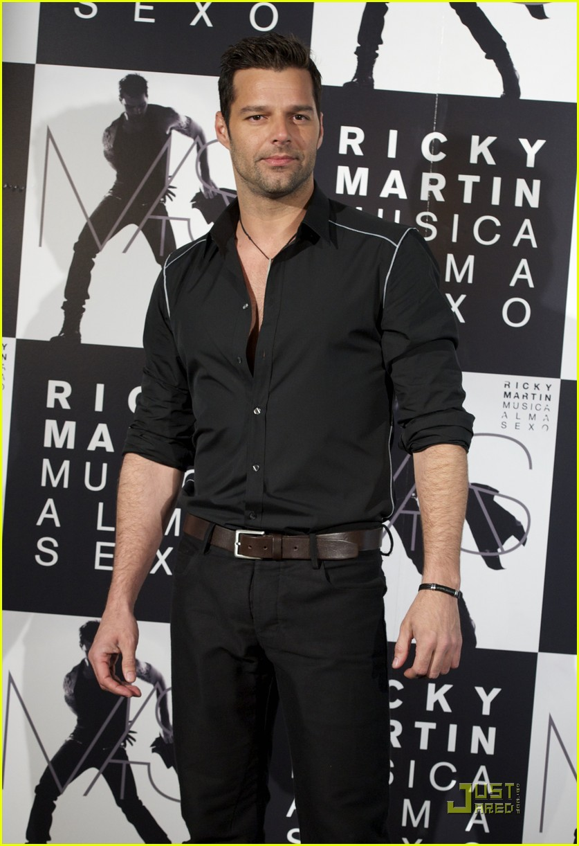 ricky martin mas in madrid 072521644