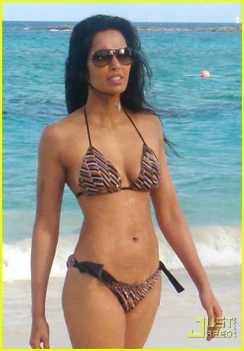 padma lakshmi bikini bahamas 042521999
