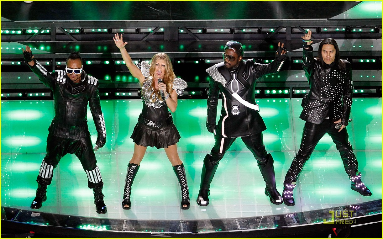 black eyed peas half time show 022517423